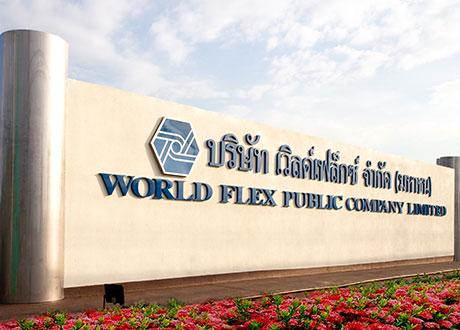 ::World Flex::Rubber Thread